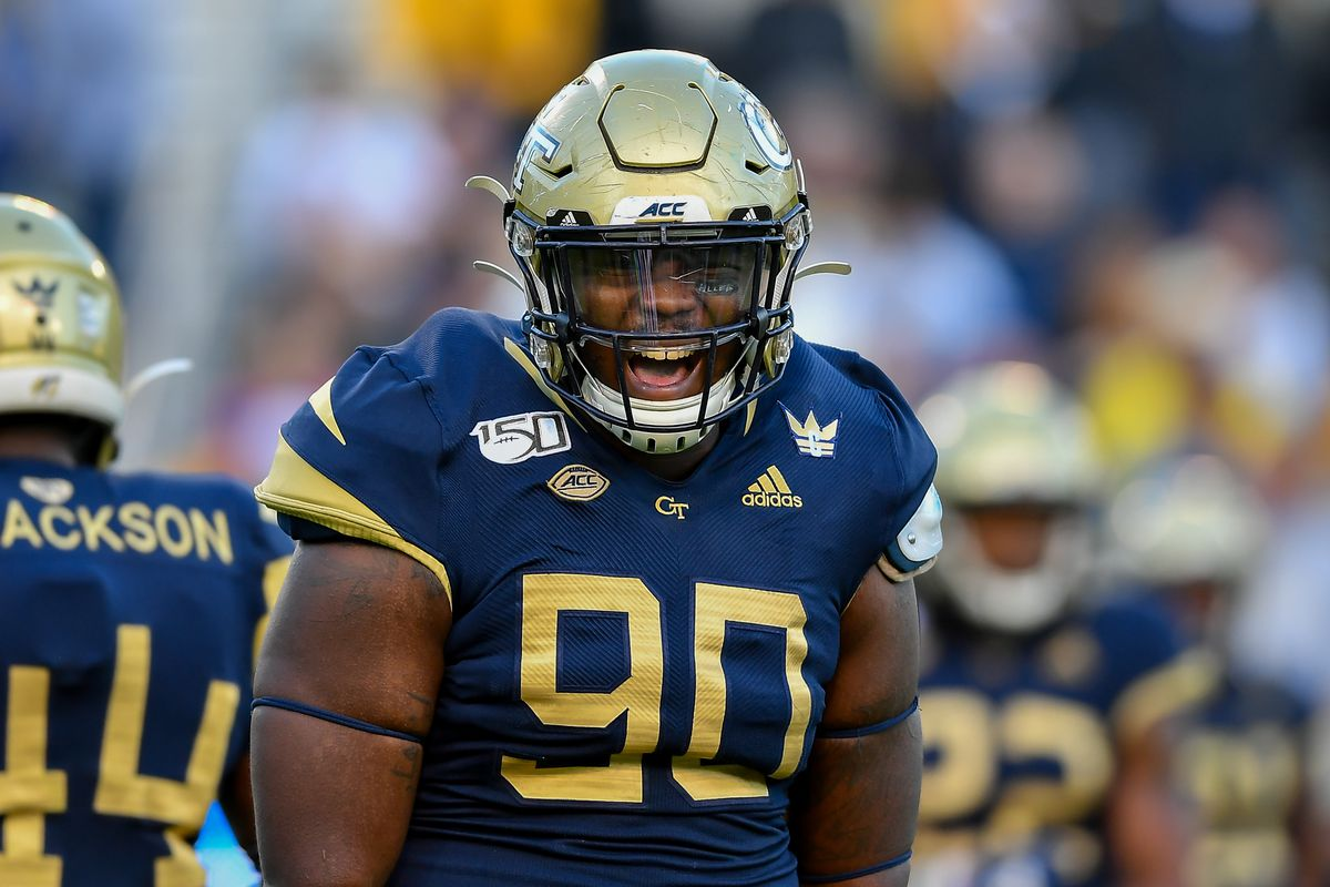 Georgia Tech Recruiting 2020 Defensive Line From The Rumble Seat