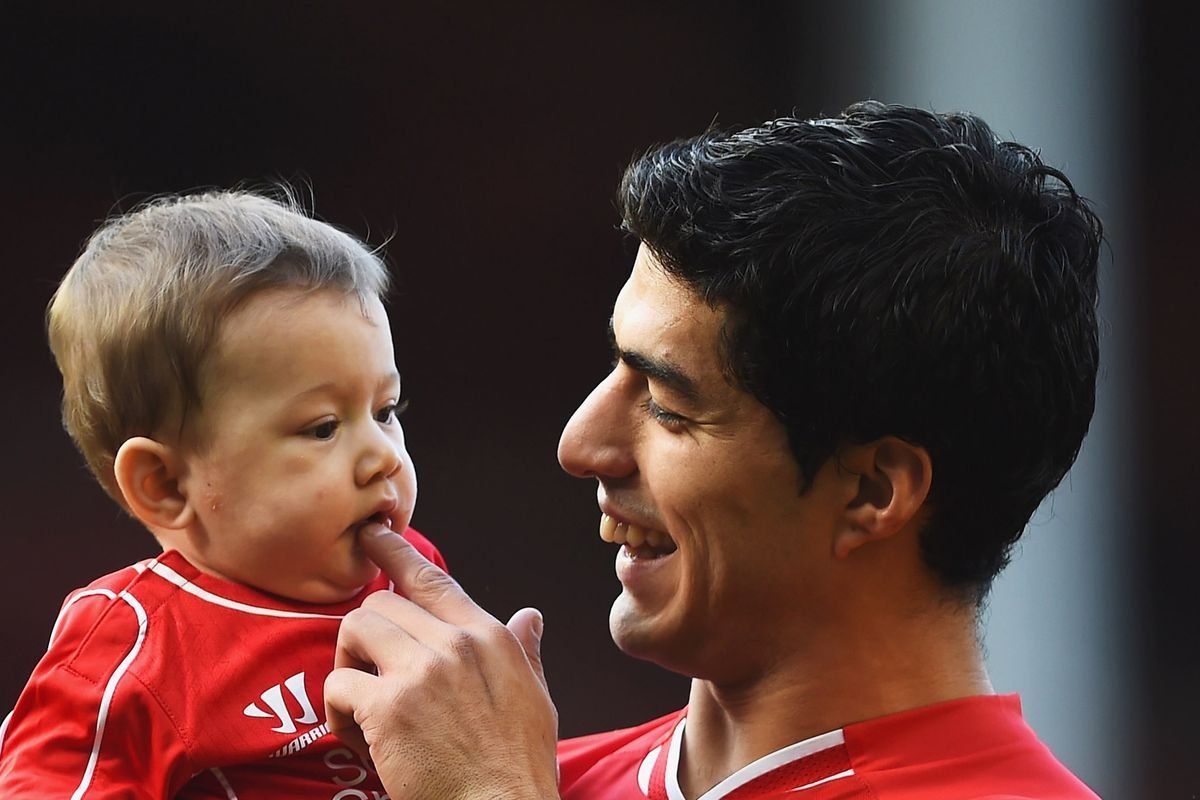 Even Luis is getting excited about Liverpool's young players