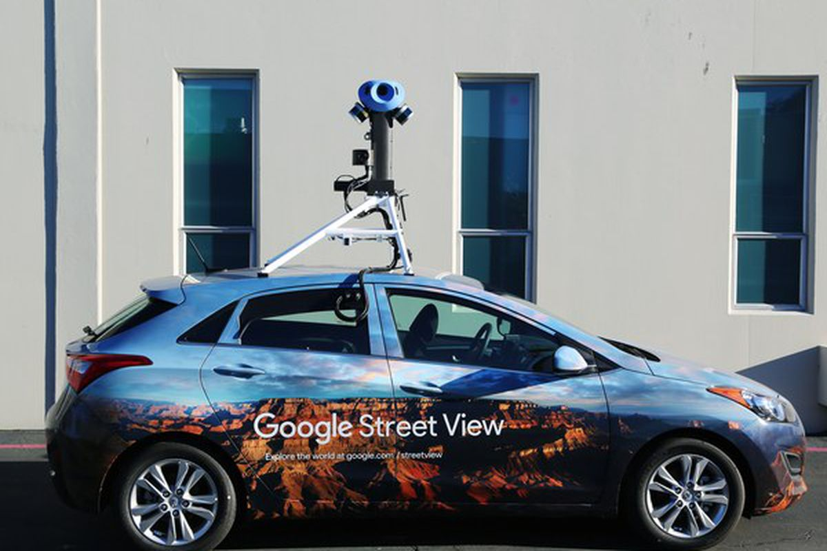 Google is updating the cameras on Street View cars