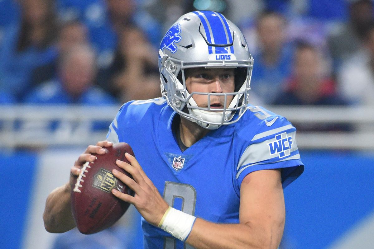 Vote Matthew Stafford for Air Player of the Week Pride Detroit