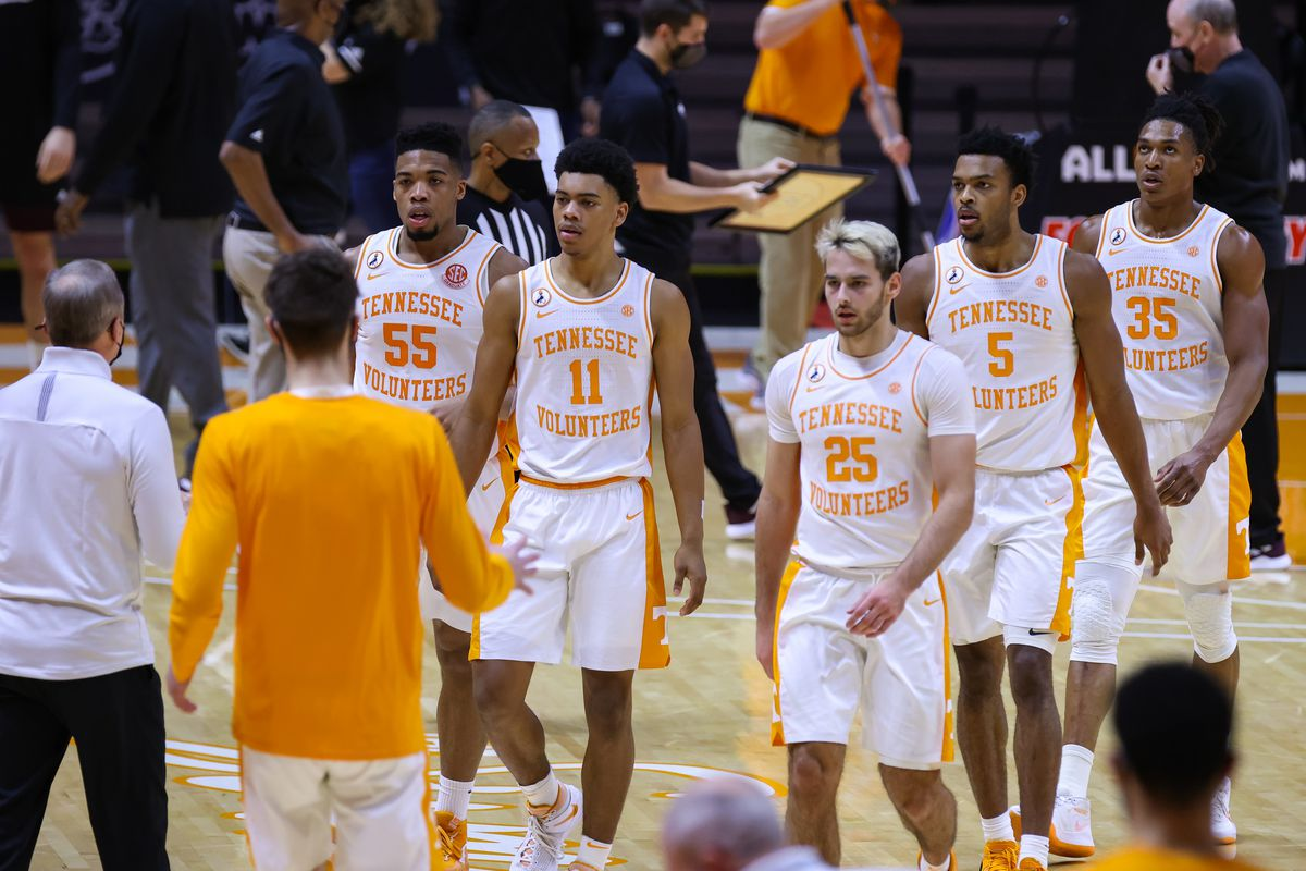 NCAA Basketball: Mississippi State at Tennessee