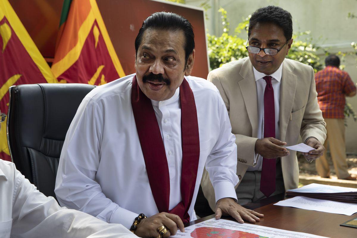 Sri Lanka's Government Under Crisis