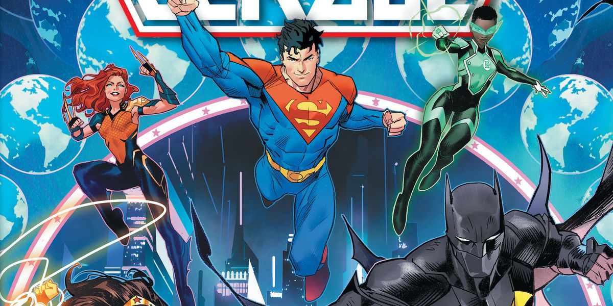 Batman, Superman & Wonder Woman to jump to the future in new DC Comics event - Polygon