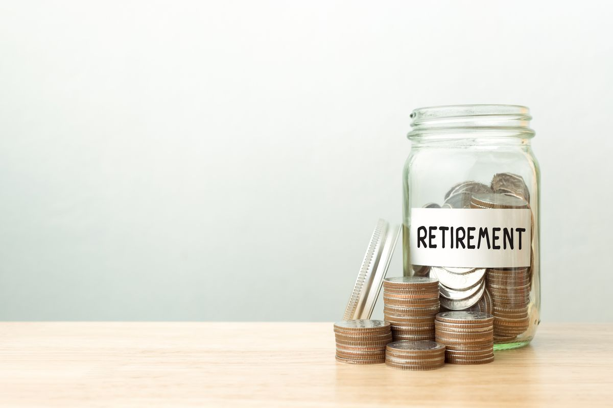Dave Ramsey answers a question about saving for retirement.