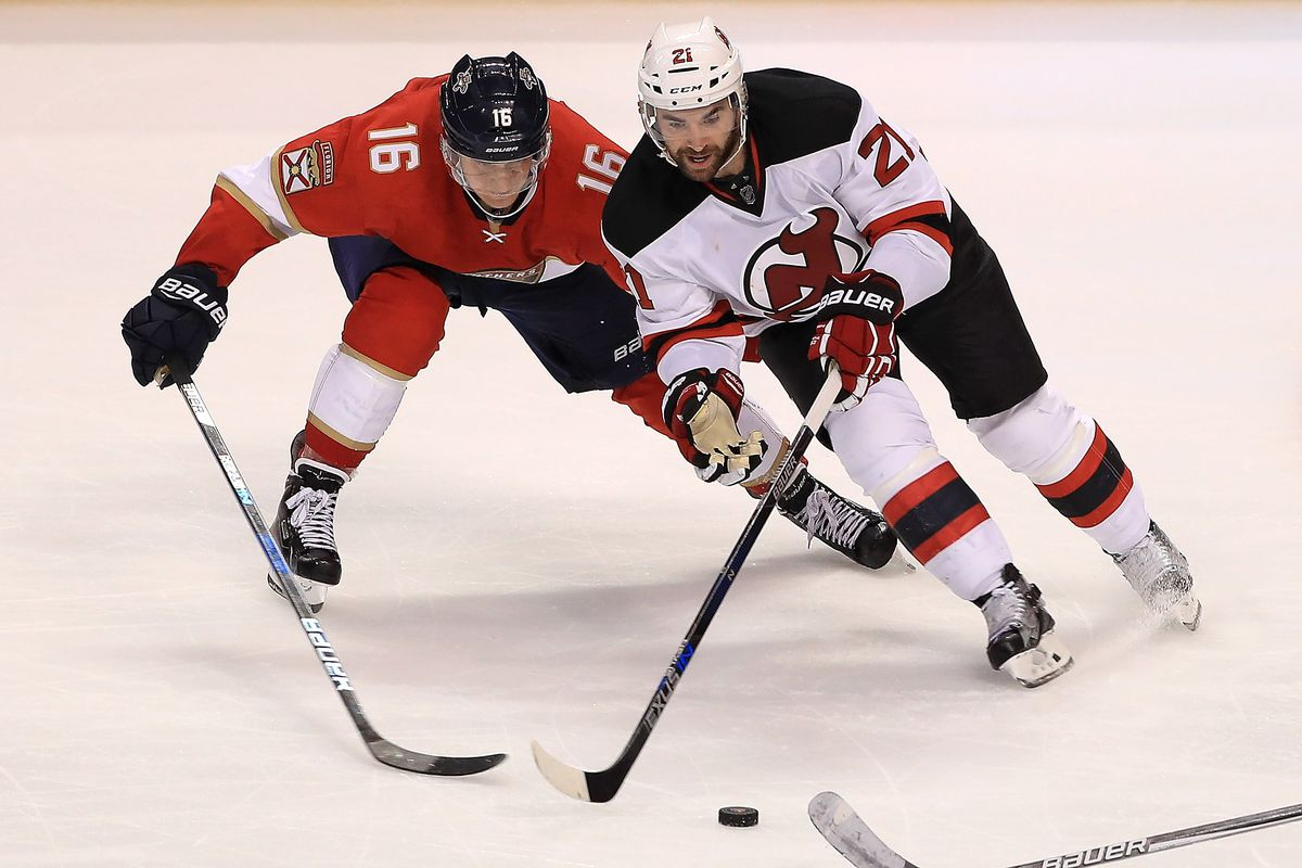 655e2cf5096 Gamethread  9  New Jersey Devils at Florida Panthers - All About The ...