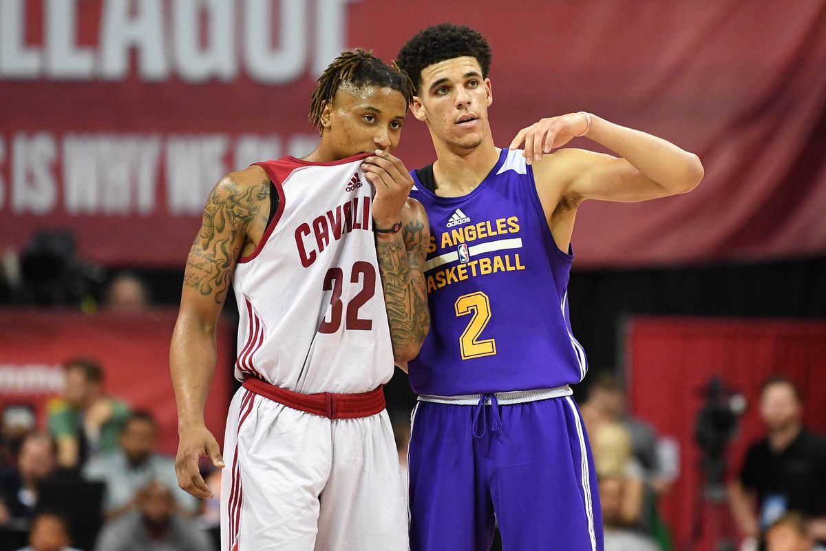 NBA: Summer League-Los Angeles Lakers at Cleveland Cavaliers
