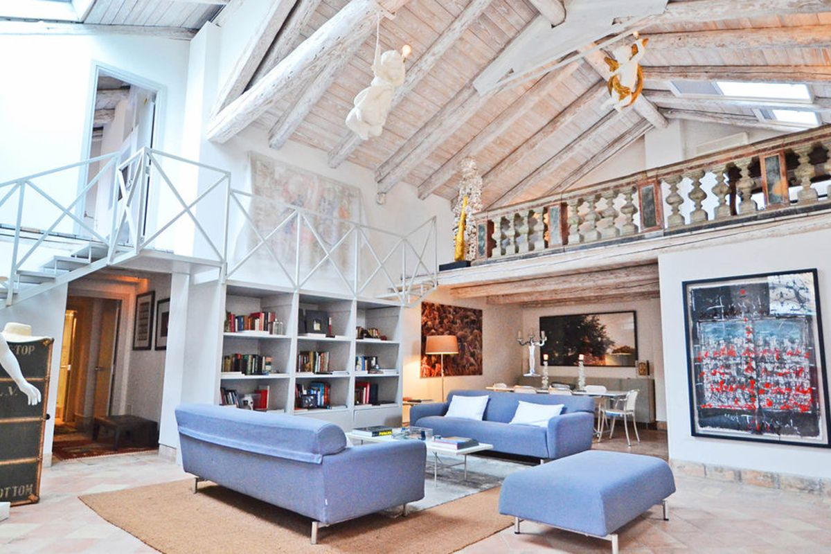 Bright Artist Loft In Venice Can Be Yours For 1 5m Curbed