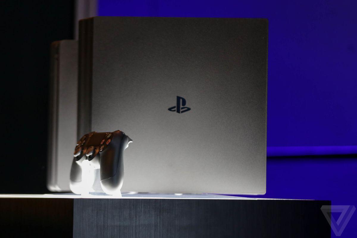 PlayStation 4 Pro Event Photos
