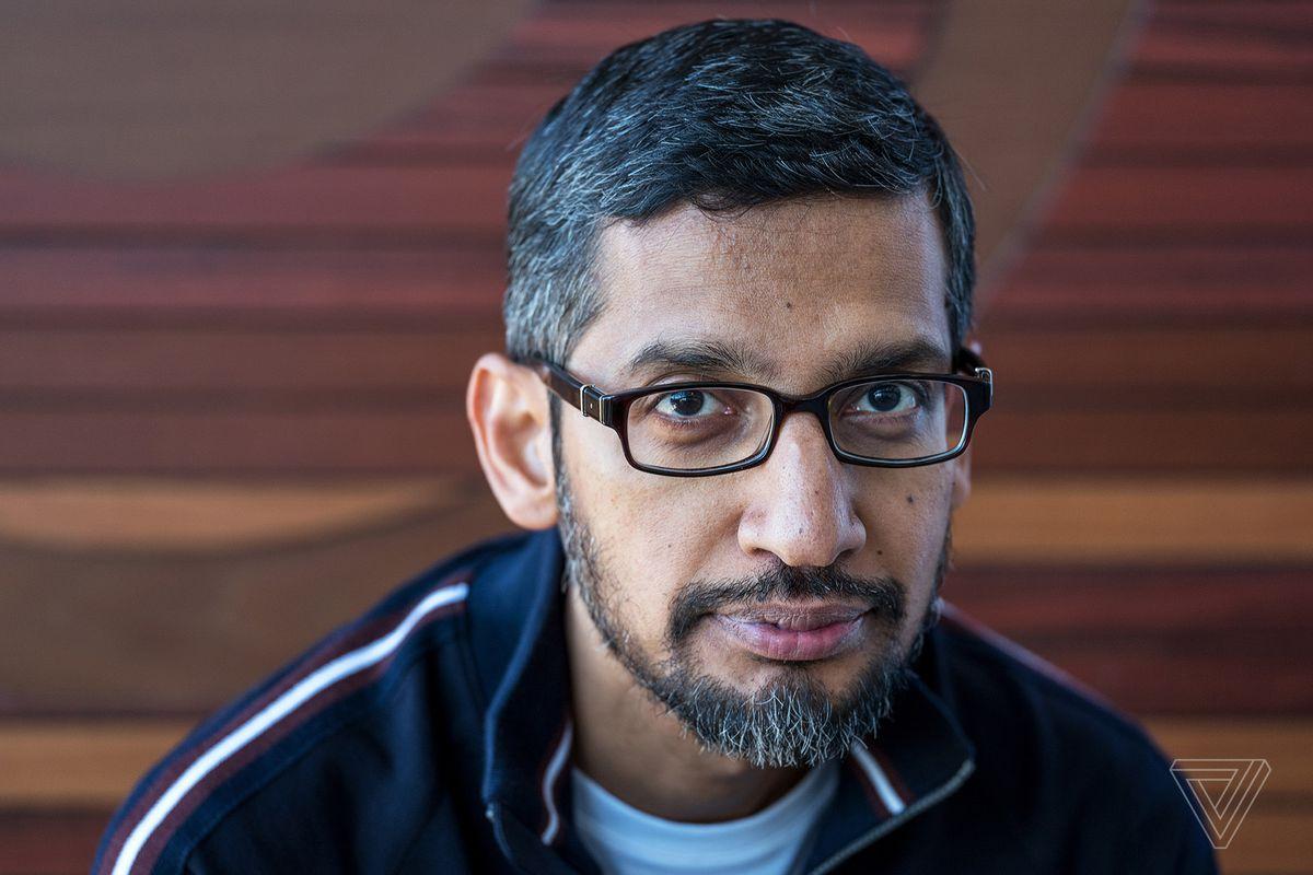 Sudar Pichai - Google CEO