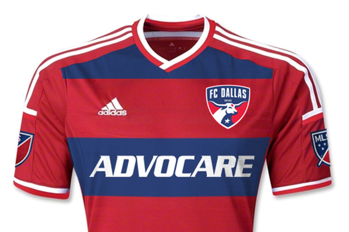new concept f12db d1418 A jersey every FC Dallas fan would buy - Big D Soccer
