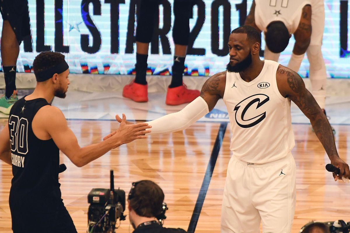 84a9fe4d NBA All-Star Game 2018 format: How the change to 'Team LeBron' vs ...