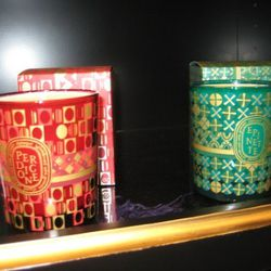 Diptyque holiday candles, $70