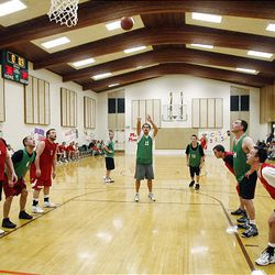 Basketball Is Big Deal Among Lds Deseret News