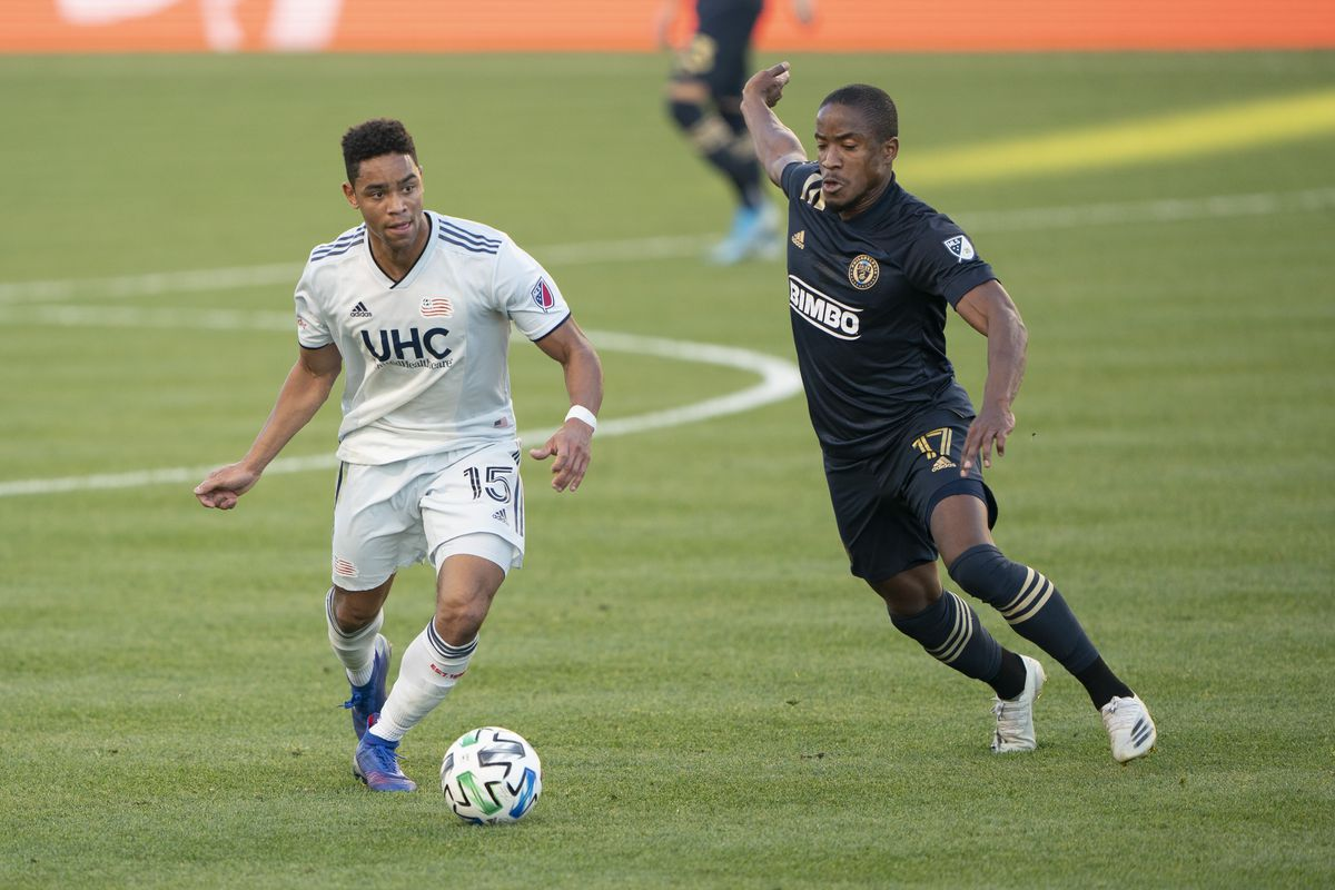 SOCCER: NOV 08 MLS - New England Revolution at Philadelphia Union