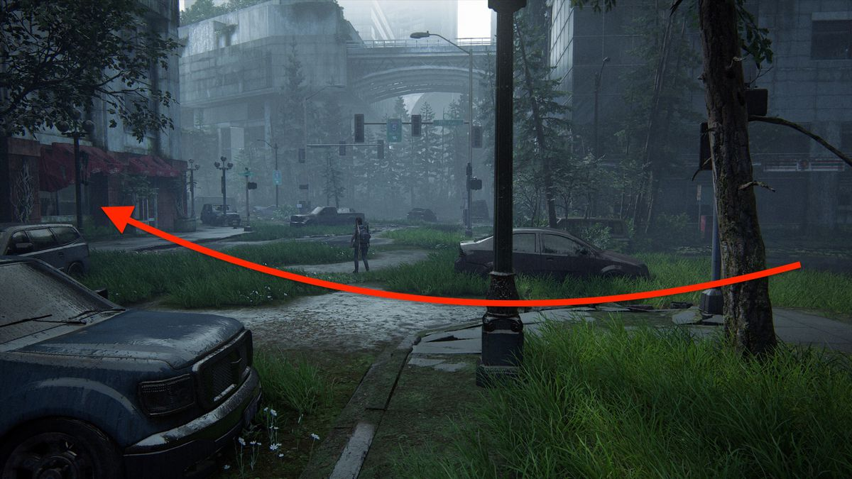 The Last of Us Part 2 Seattle Day 2 Ellie The Seraphites WLF Target List Artifact location
