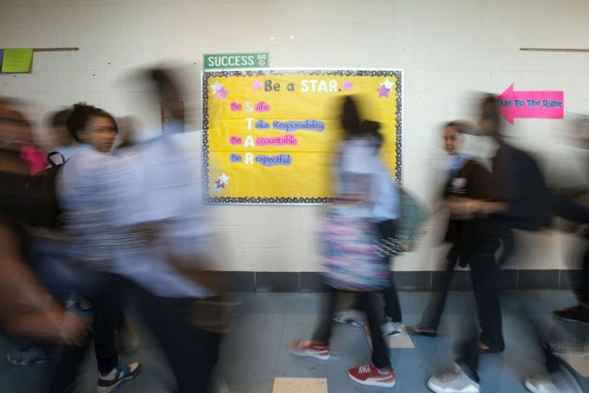 changing class middle school