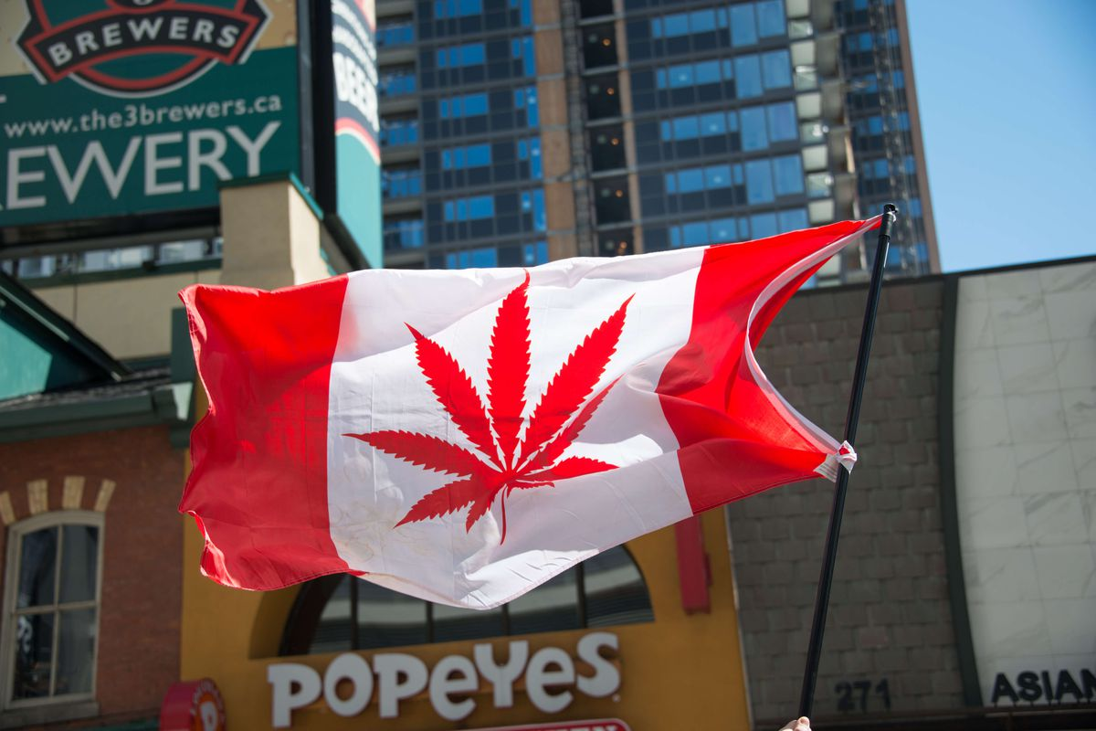 Toronto police: marijuana is now legal in Canada, so stop
