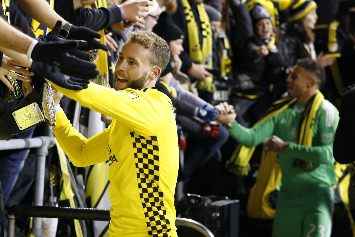 MLS: Eastern Conference Semifinal-New York City at Columbus Crew