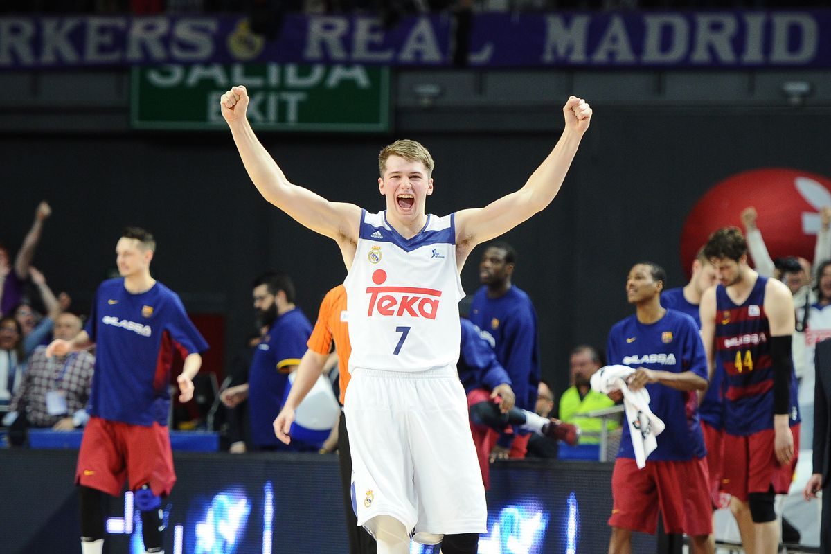 384e3b6e8e94 NBA Draft 2018  Luka Doncic makes his case for No. 1 at Eurobasket ...