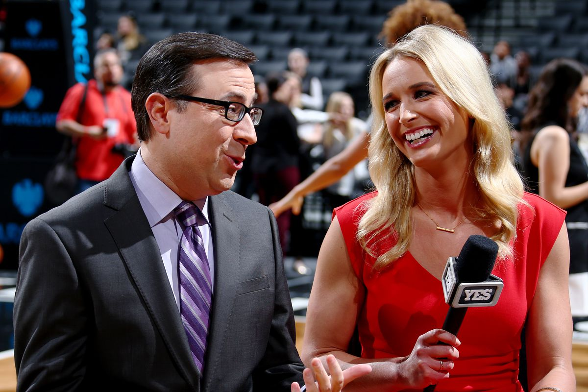 YES Network, Sarah Kustok finalizing new deal after Clippers made a pitch for her
