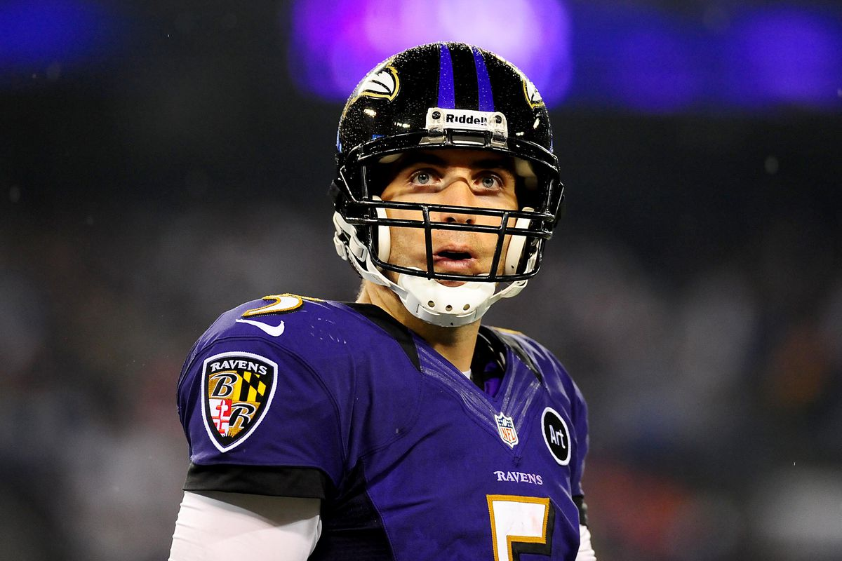 For your Joe Flacco fix, visit The Falcoholic — I mean, The Flaccoholic today.
