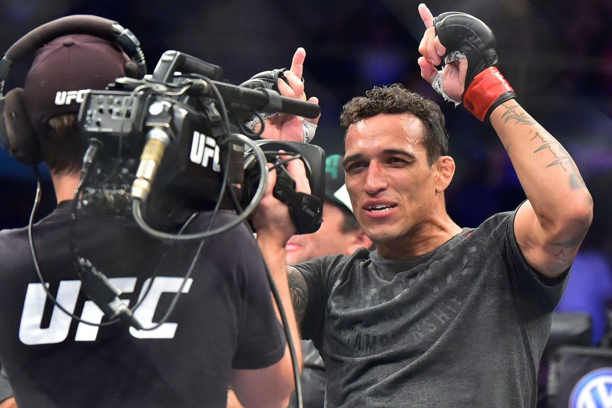 MMA: UFC Fight Night-Sao Paolo Oliveria vs Gordon