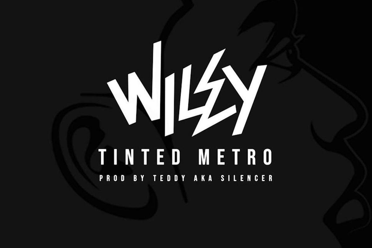"Wiley's ""Tinted Metro"" artwork"