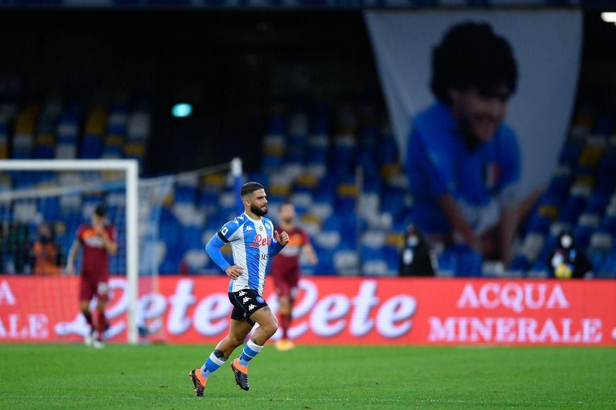 SSC Napoli v AS Roma - Serie A