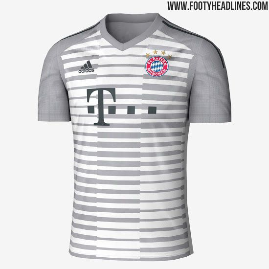 timeless design 96be9 71173 New kit alert: Bayern Munich Goalkeeper's kit leaked in new ...