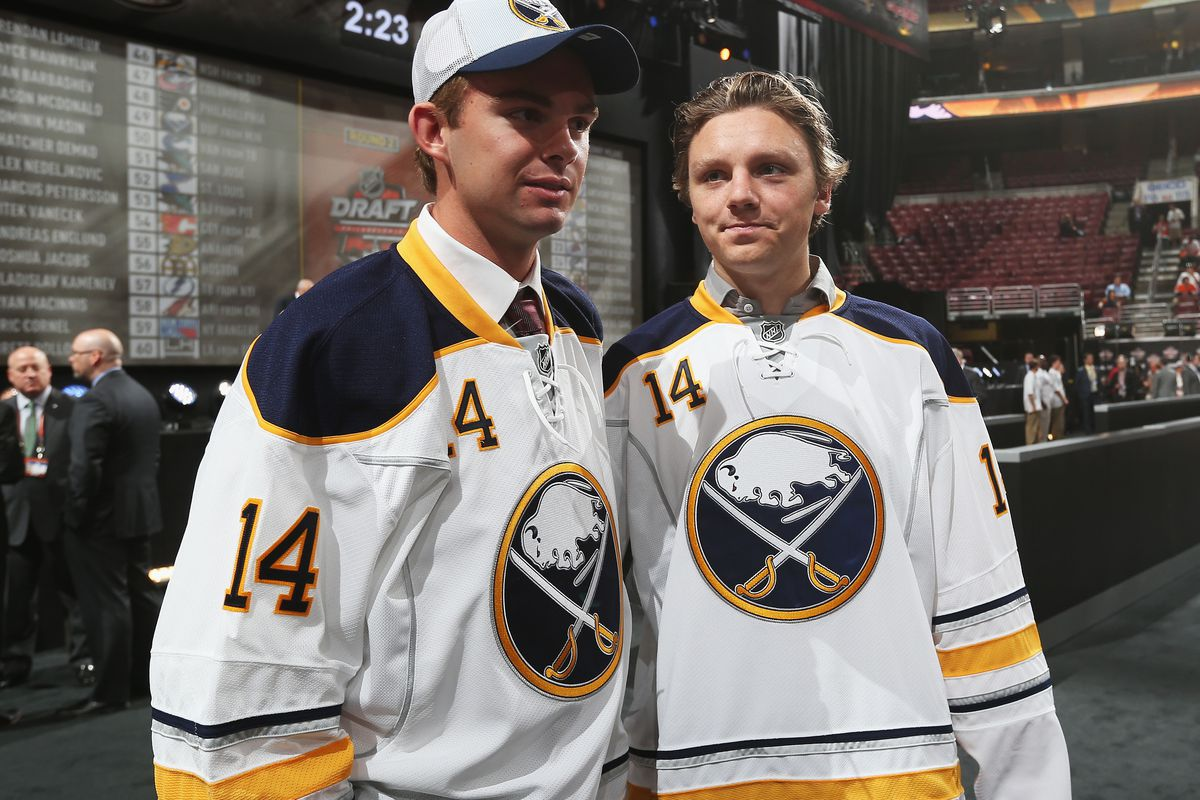 NHL Draft 2014  Buffalo Sabres draft recap and analysis - Die By The ... 5090e8e6c42e