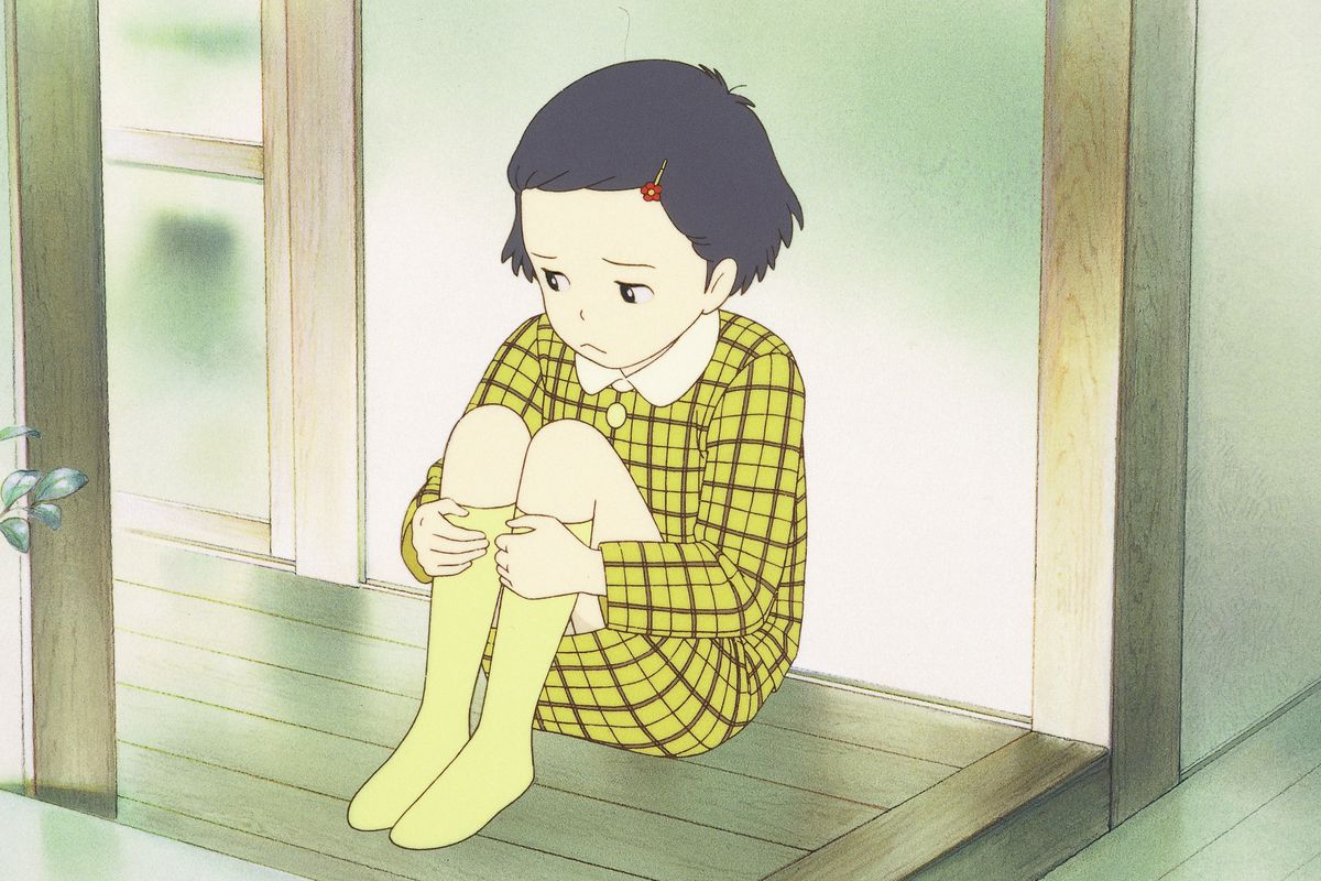 Young Taeko is just one half of the beautiful Only Yesterday.