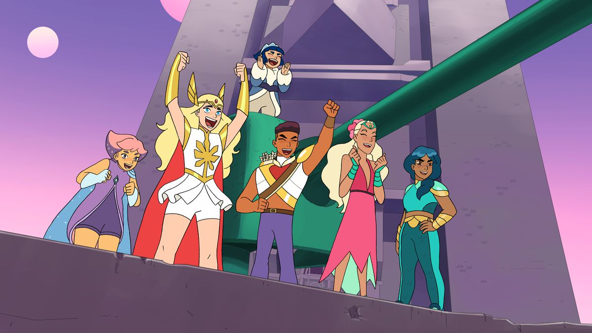 She-Ra season 2 review: more of everything in the best way