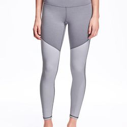 Two-tone leggings