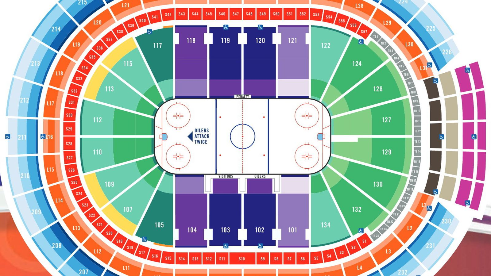Some Thoughts On Rogers Place Ticket Prices The Copper