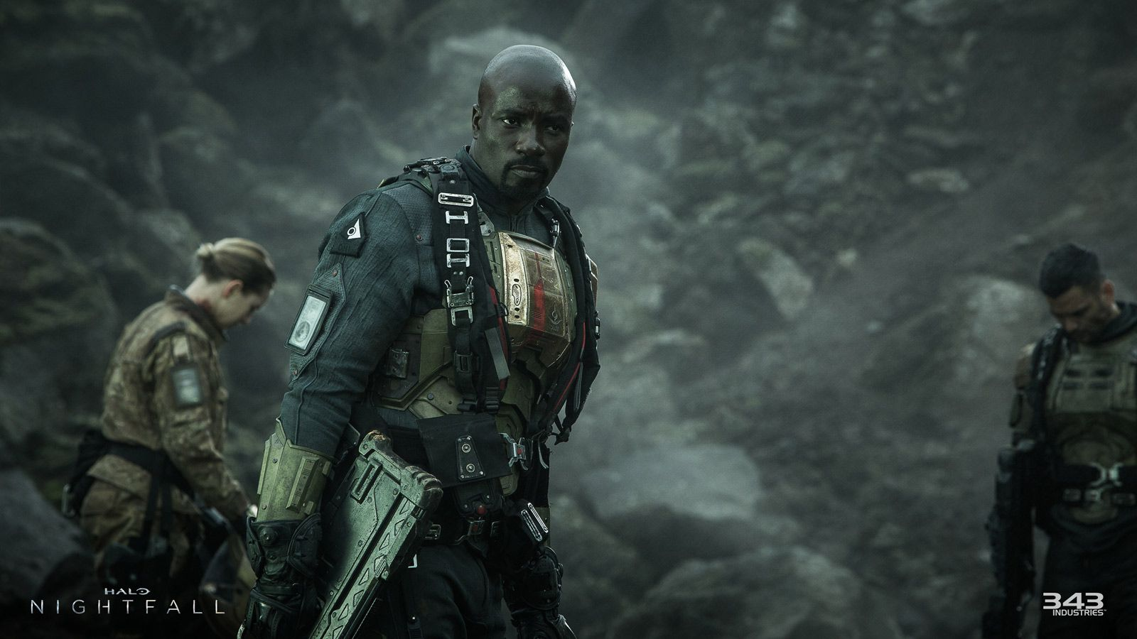 Watch The Entire Halo Nightfall Panel From Comic Con Polygon