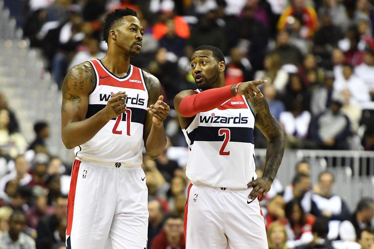 NBA: New York Knicks at Washington Wizards