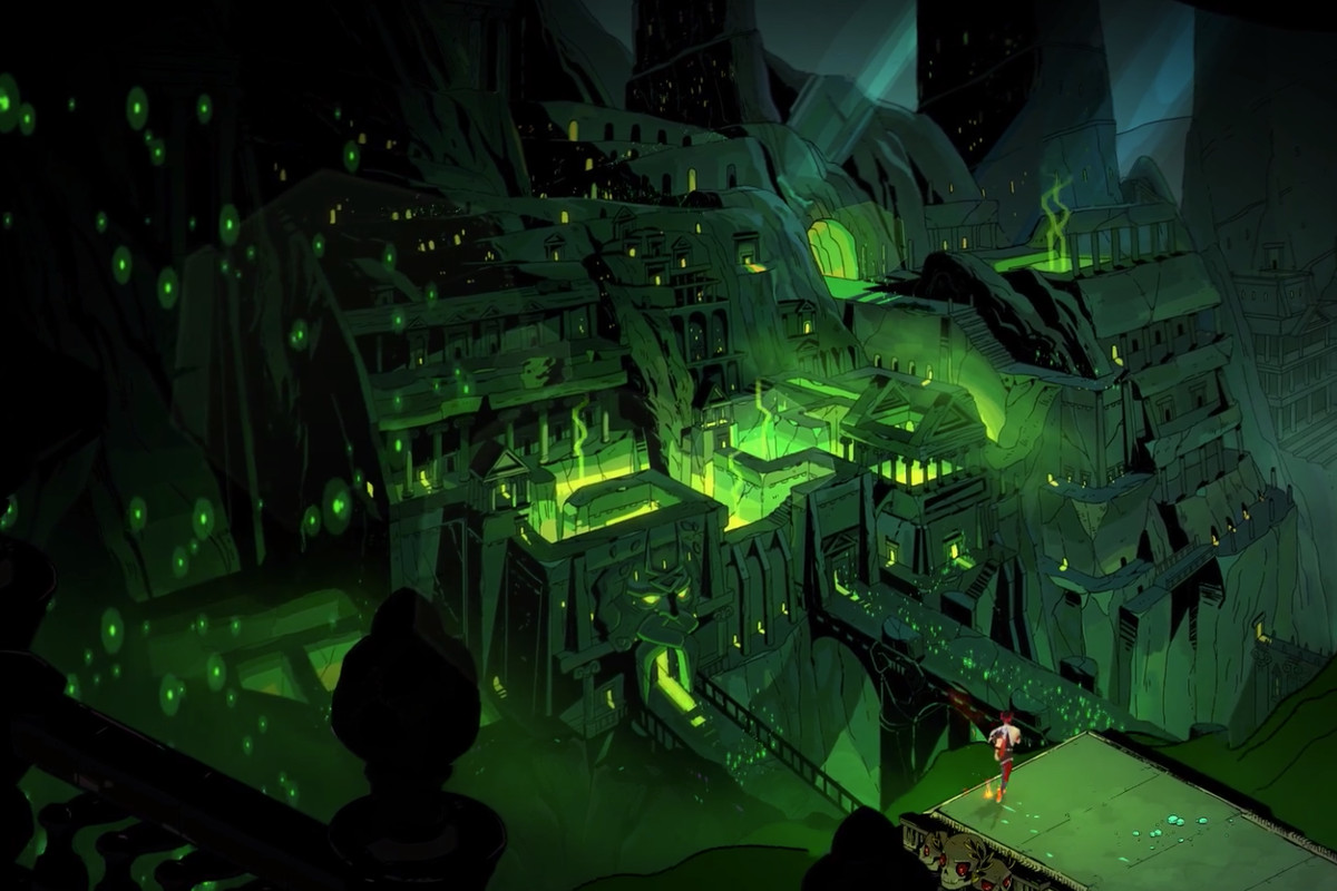 Hades Gameplay Impressions How Is The New Rogue Like From The Creators Of Bastion Polygon