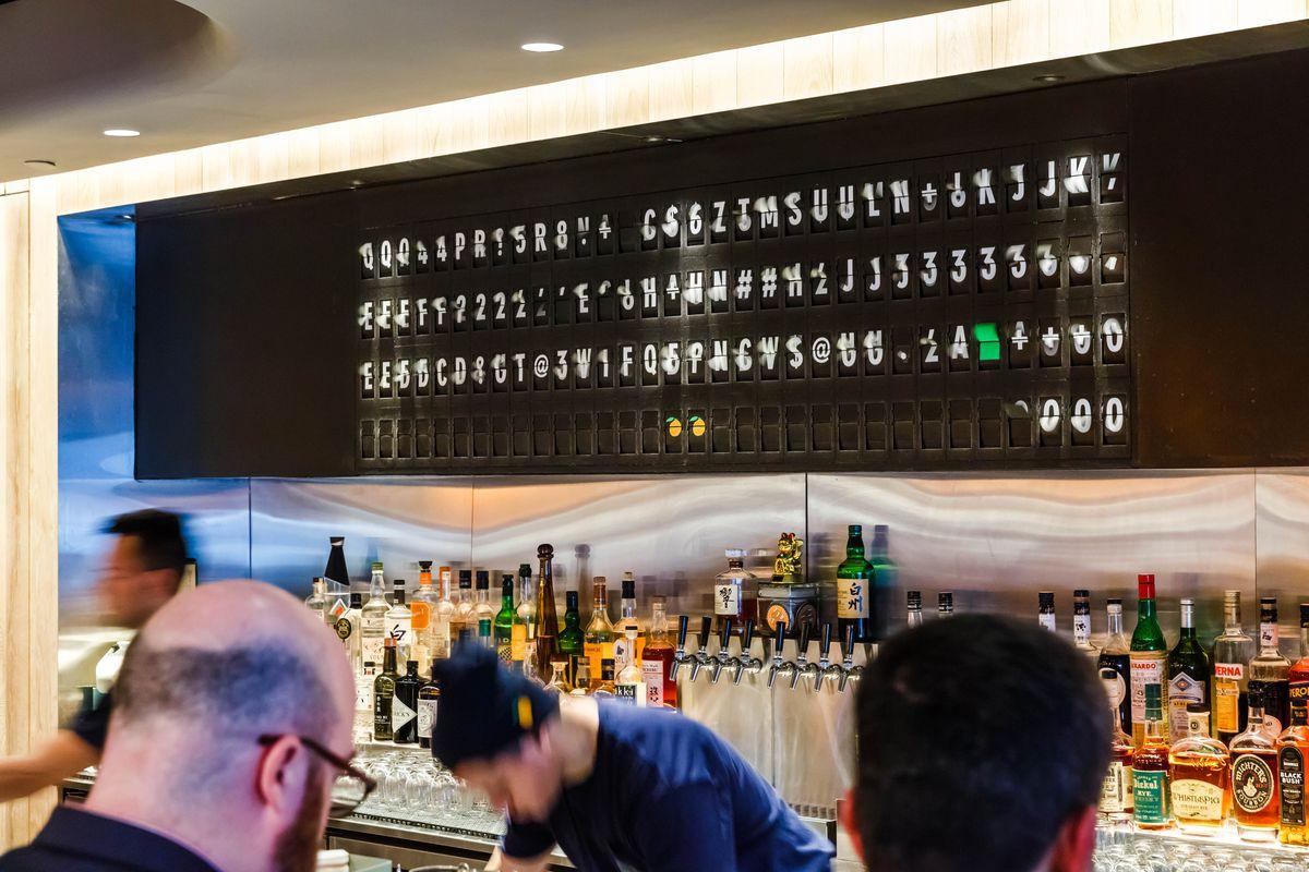 Celebrity Dining: Momofuku Noodle Bar Time Warner Center's specials signal