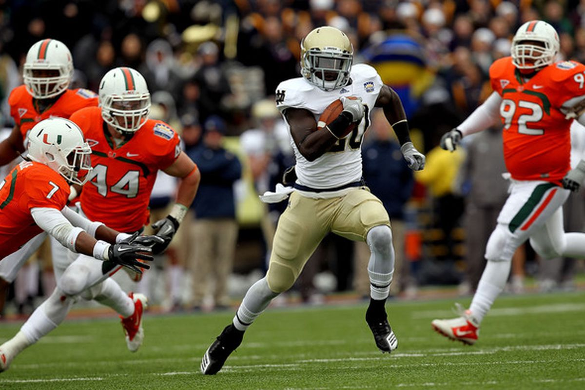 2012 NBC College Football TV Schedule Includes Lots Of ...