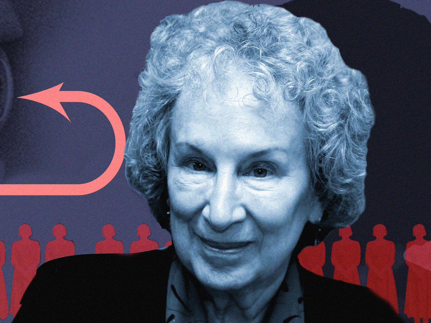 totalitarian society in margaret atwood s the Adapted from margaret atwood's bestselling novel, the handmaid's tale is set in the dystopian gilead, a totalitarian society in what was formerly part of the united states.