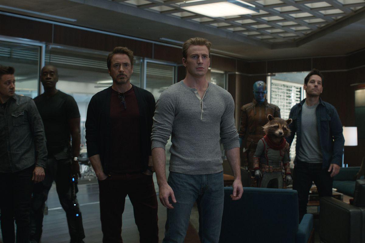 Avengers: Endgame finally pass...