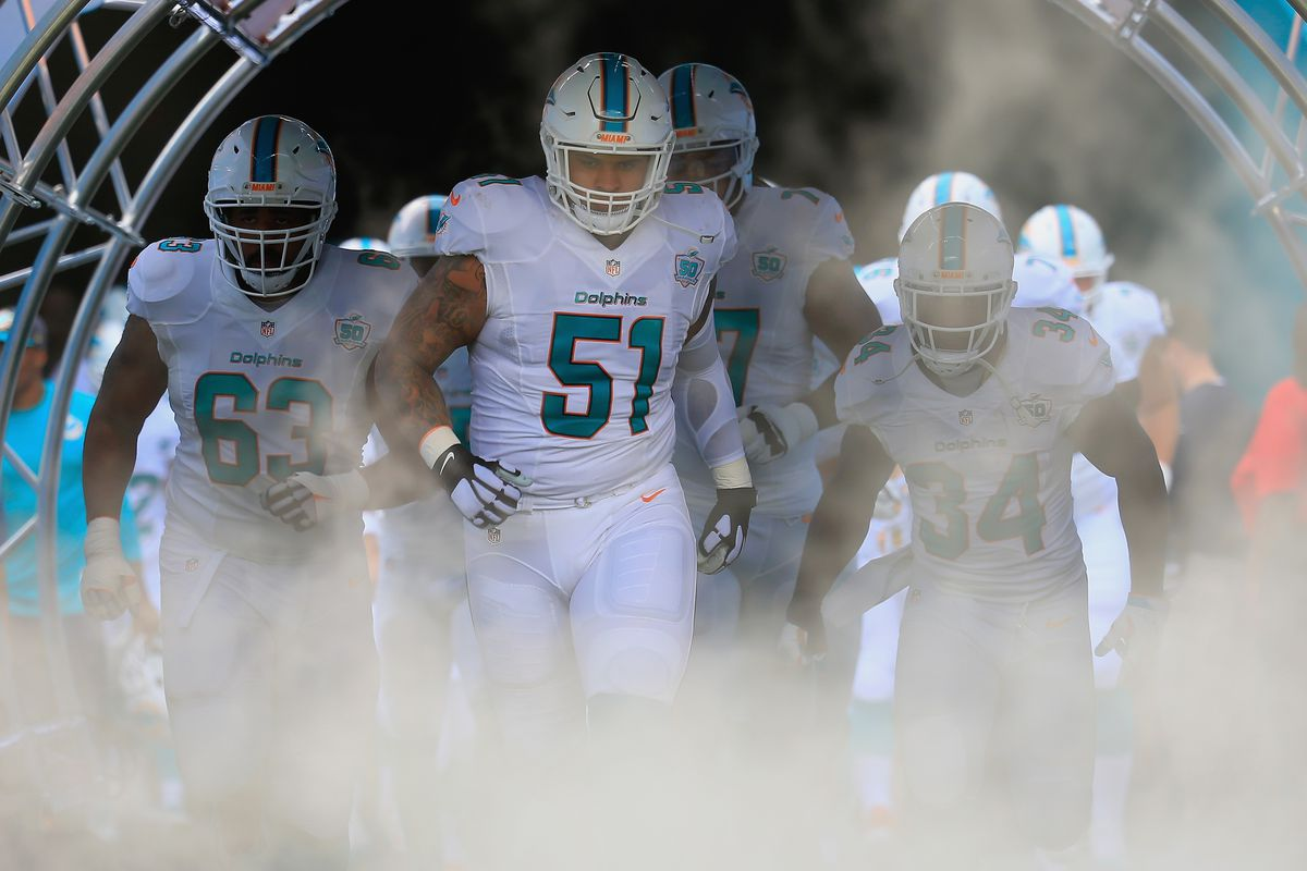 Mike Pouncey in concussion protocol The Phinsider