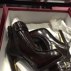 Ankle boots, $149.50