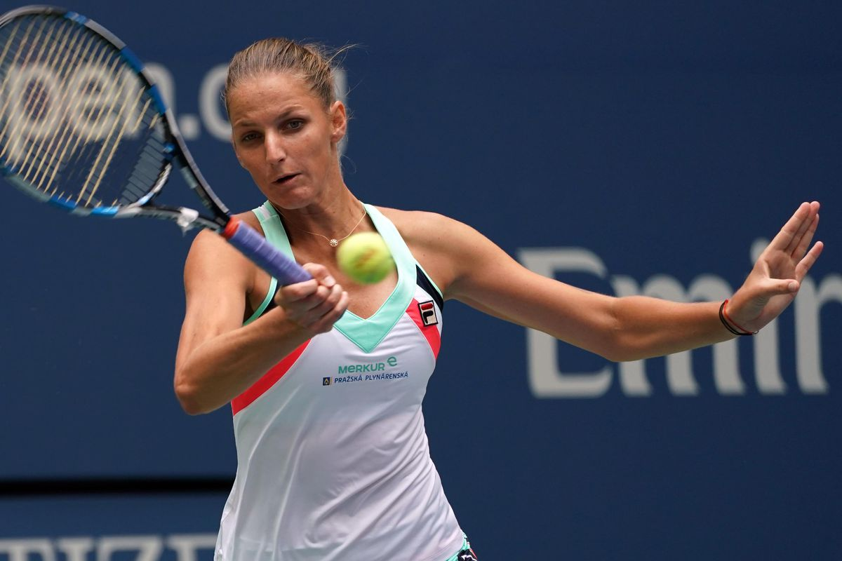 Pliskova and Nadal into quarter-finals at US Open