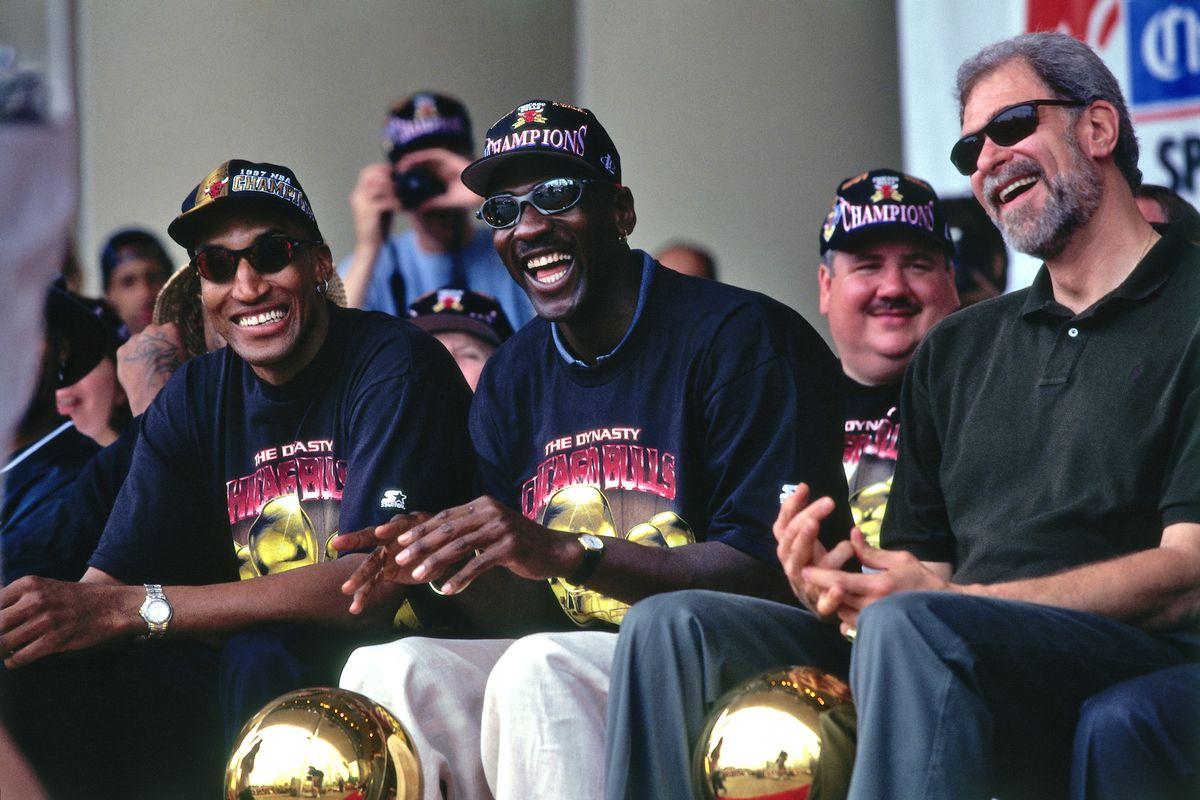 1997 Chicago Bulls Championship Parade and Rally