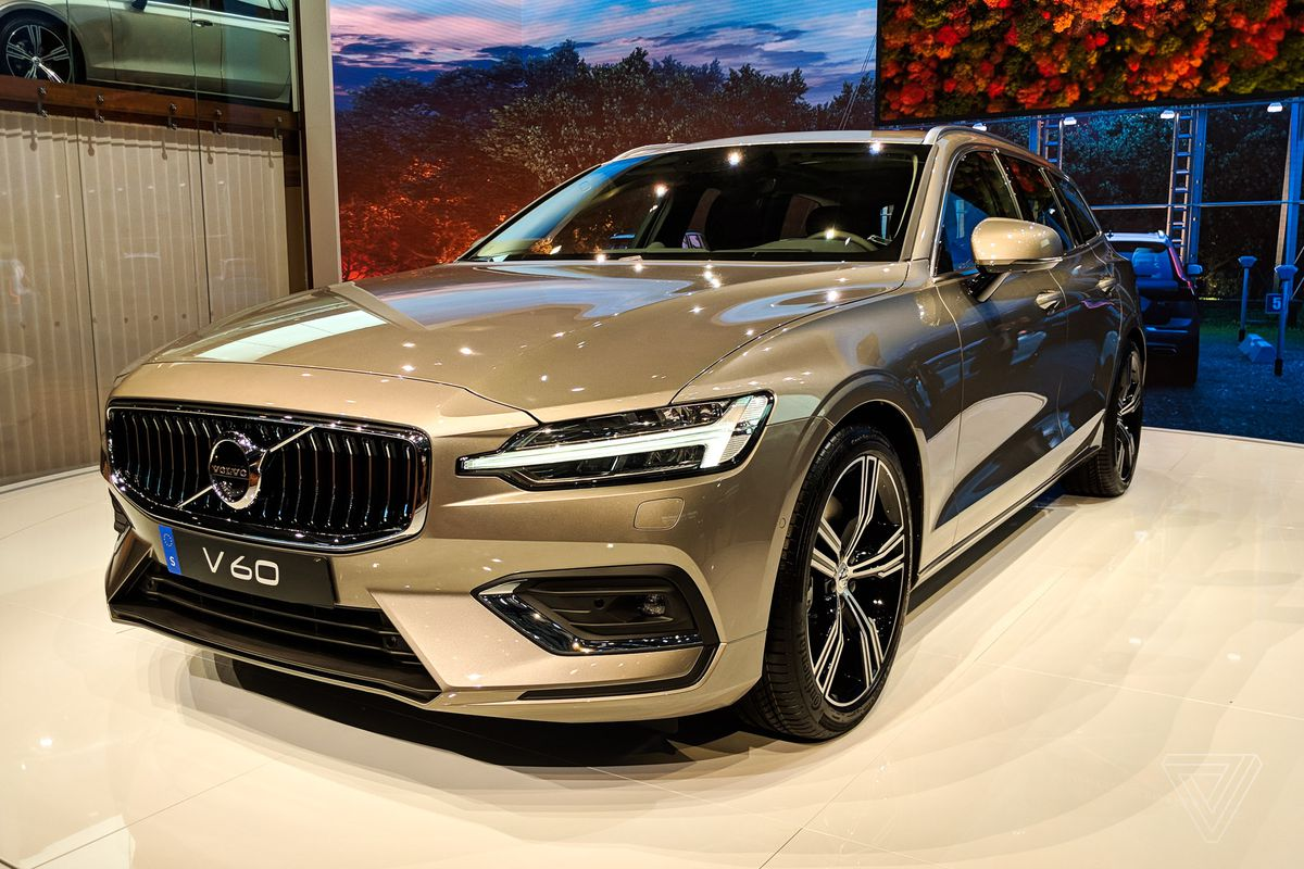 Volvo >> The Volvo V60 Is A Wagon That We Re Contractually Obligated To Love