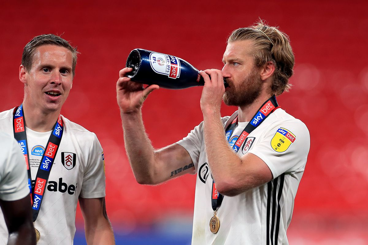 Fulham v Brentford - Sky Bet Championship Play Off Final - Wembley Stadium
