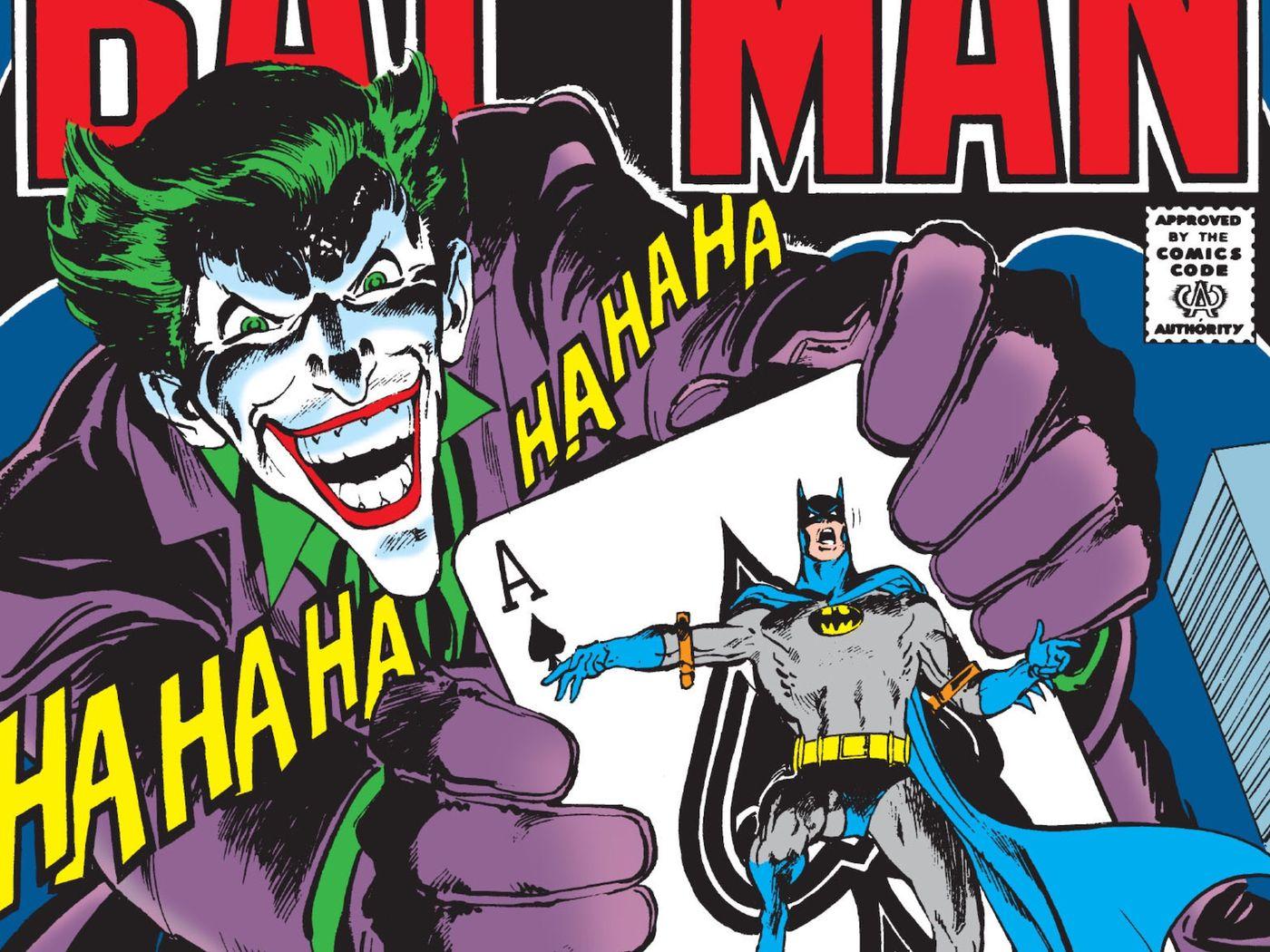 DC Comics Rogues Gallery Joker/'s Cane