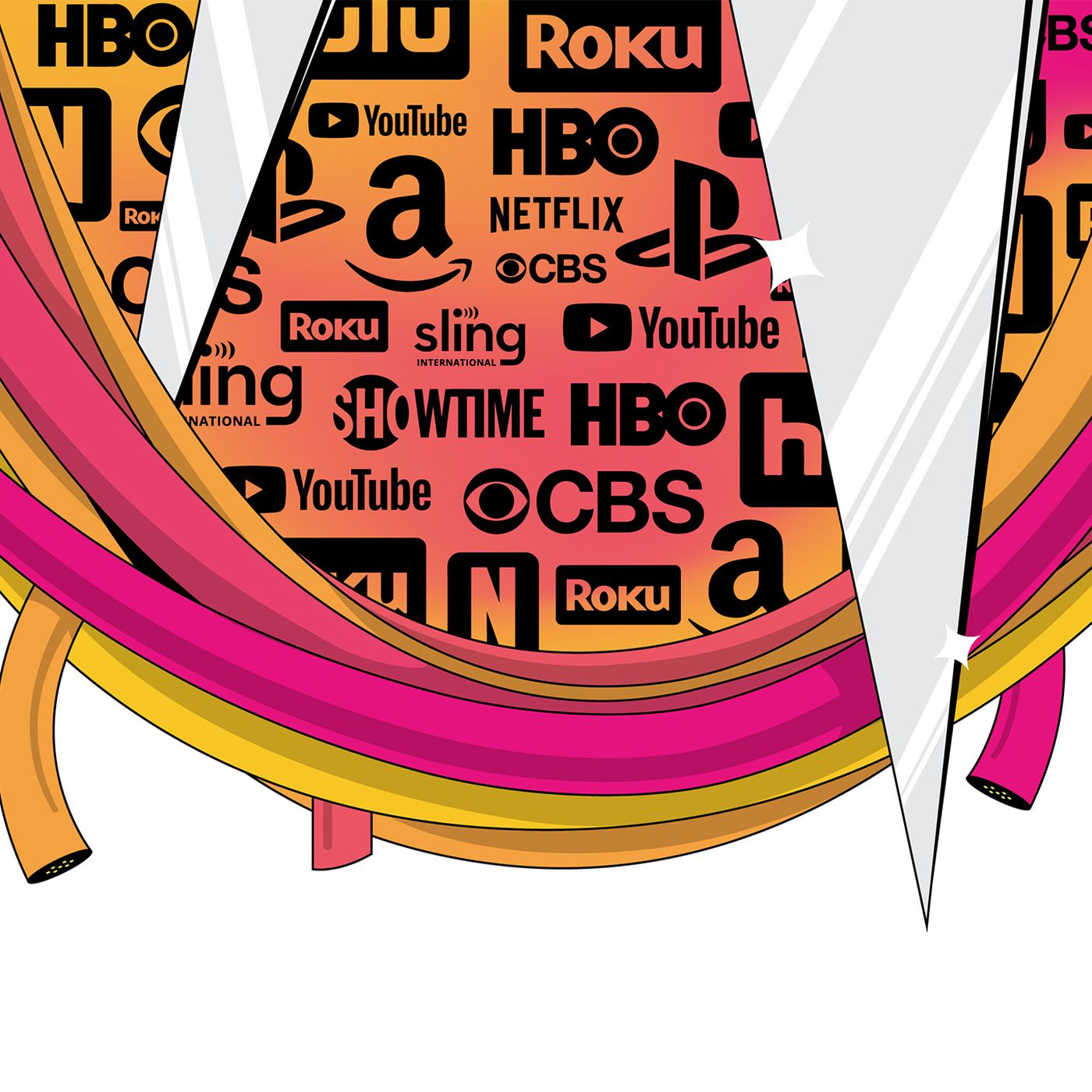 The Verge Cord Cutter's Guide: hardware, , and ... on netflix computer, netflix infographic, netflix code, netflix structure, netflix system, netflix device, netflix flowchart, netflix cartoon, netflix drawing, netflix label,