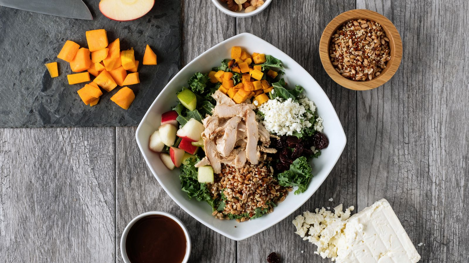 Would You Order a Quinoa Bowl at Chick-fil-A? - Eater